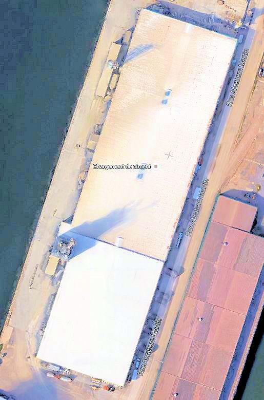 Réfection des toitures du Hangar H du Port de Québec