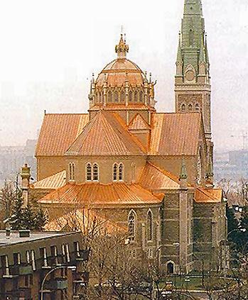 Cathédrale St-Antoine de Padoue